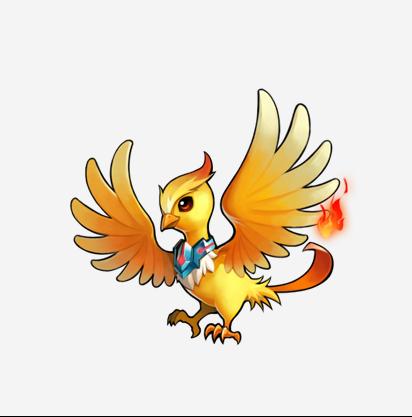 top5火焰鸟