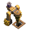 《Clash of Clans》暗黑石油鑽井(Dark Elixir Drill )詳細資料