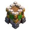 《Clash of Clans》弓箭塔(Archer Tower)建造時間等詳細數據