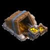 《Clash of Clans》金礦(Gold Mine)建造時間等詳細數據