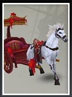 天龍八部3D結婚馬車坐騎介紹