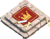 《Clash of Clans》野蠻人之王(Barbarian King Altar)建造時