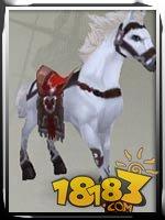 天龍八部3D白馬坐騎介紹