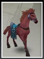 天龍八部3D汗血馬坐騎介紹