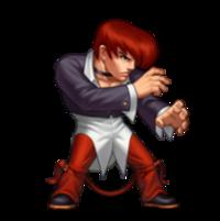 《拳皇98》 13資質角色分析 (上)